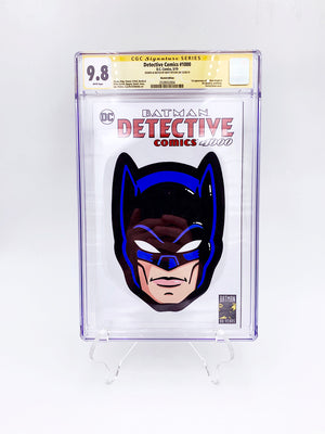 "Matt Ritchie - ""Batman CGC Comic"""
