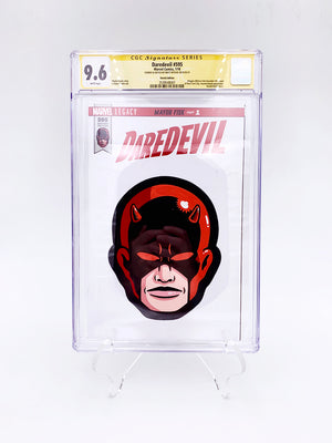 "Matt Ritchie - ""Daredevil CGC Comic"""
