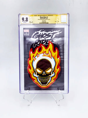 "Matt Ritchie - ""Ghost Rider CGC Comic"""