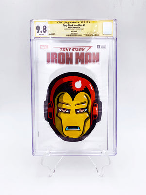 "Matt Ritchie - ""Iron Man CGC Comic"""