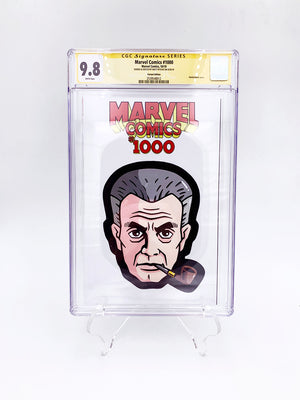 "Matt Ritchie - ""Jack Kirby CGC Comic"""