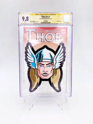 "Matt Ritchie - ""Thor CGC Comic"""