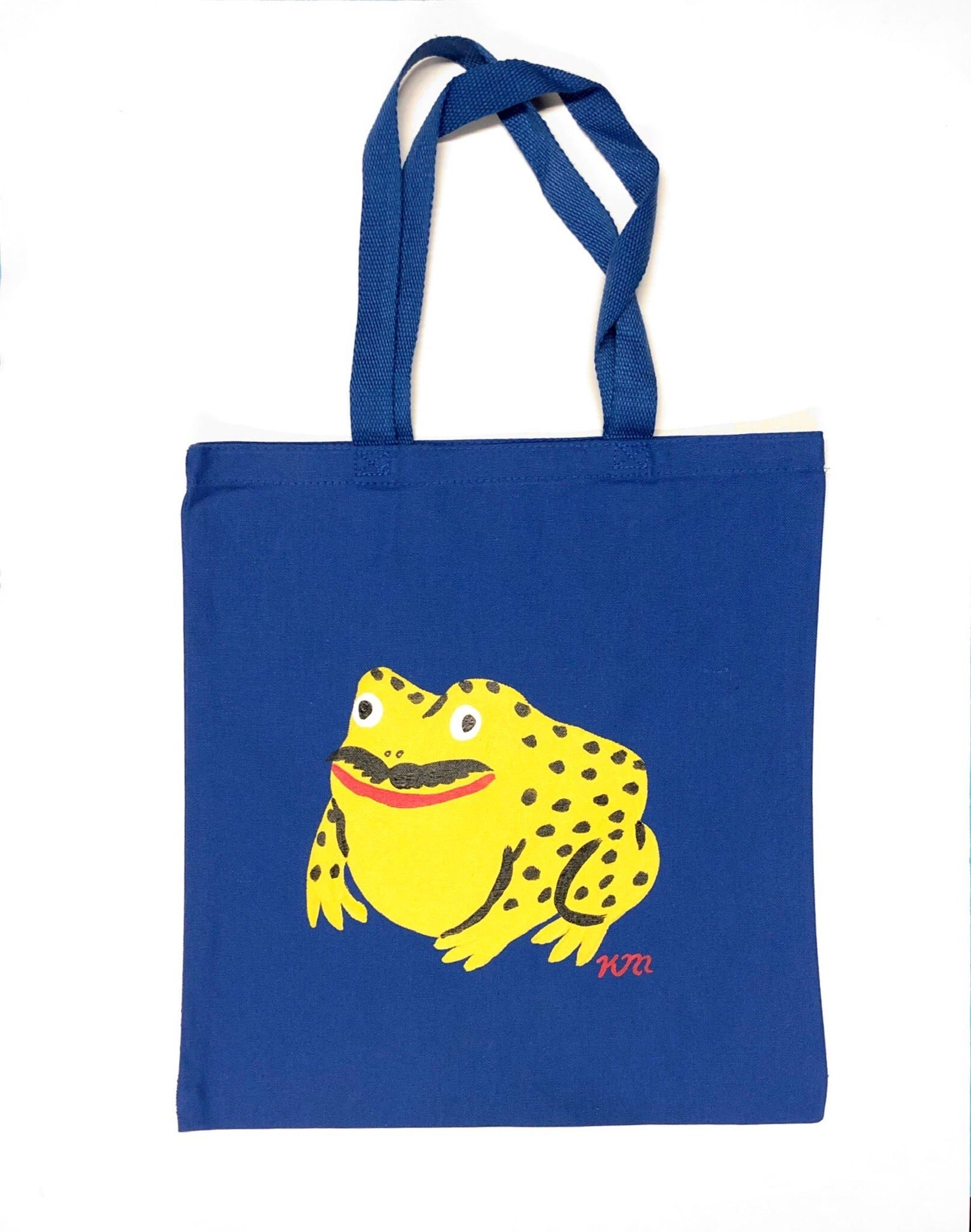 "Kristina Micotti - ""Mr. Frog"" Tote Bag"