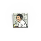 PSA Press - Myspace Tom Enamel Pin