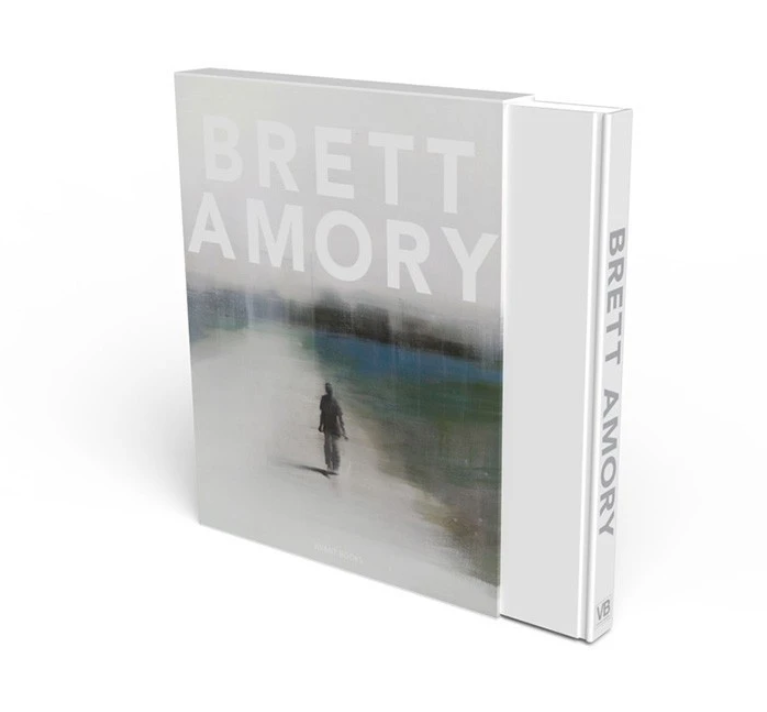 "Brett Amory - ""Brett Amory: The Complete Works and Selected Essays"""