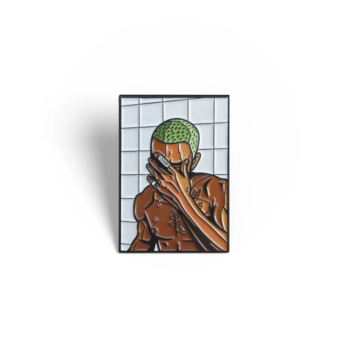 PSA Press - Boys Don't Cry (Frank Ocean) Enamel Pin
