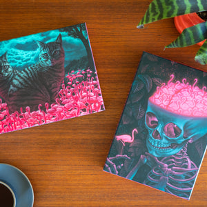 Limited edition jigsaw puzzles by Casey Weldon