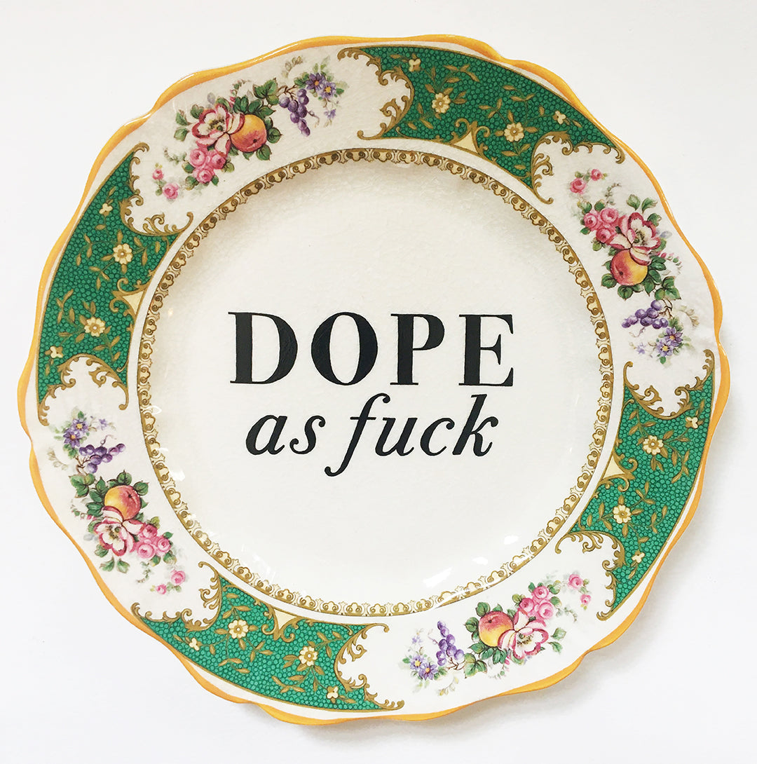 "Marie-Claude Marquis - ""Dope As Fuck"""