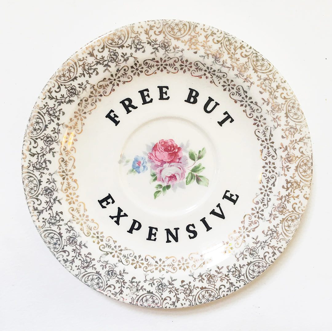 "Marie-Claude Marquis - ""Free But Expensive"""