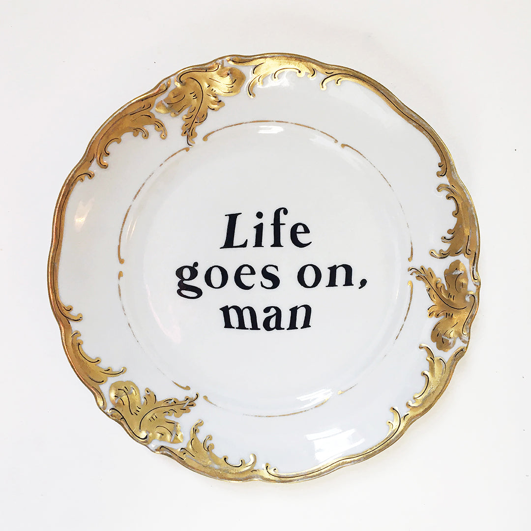 "Marie-Claude Marquis - ""Life Goes On, Man"""