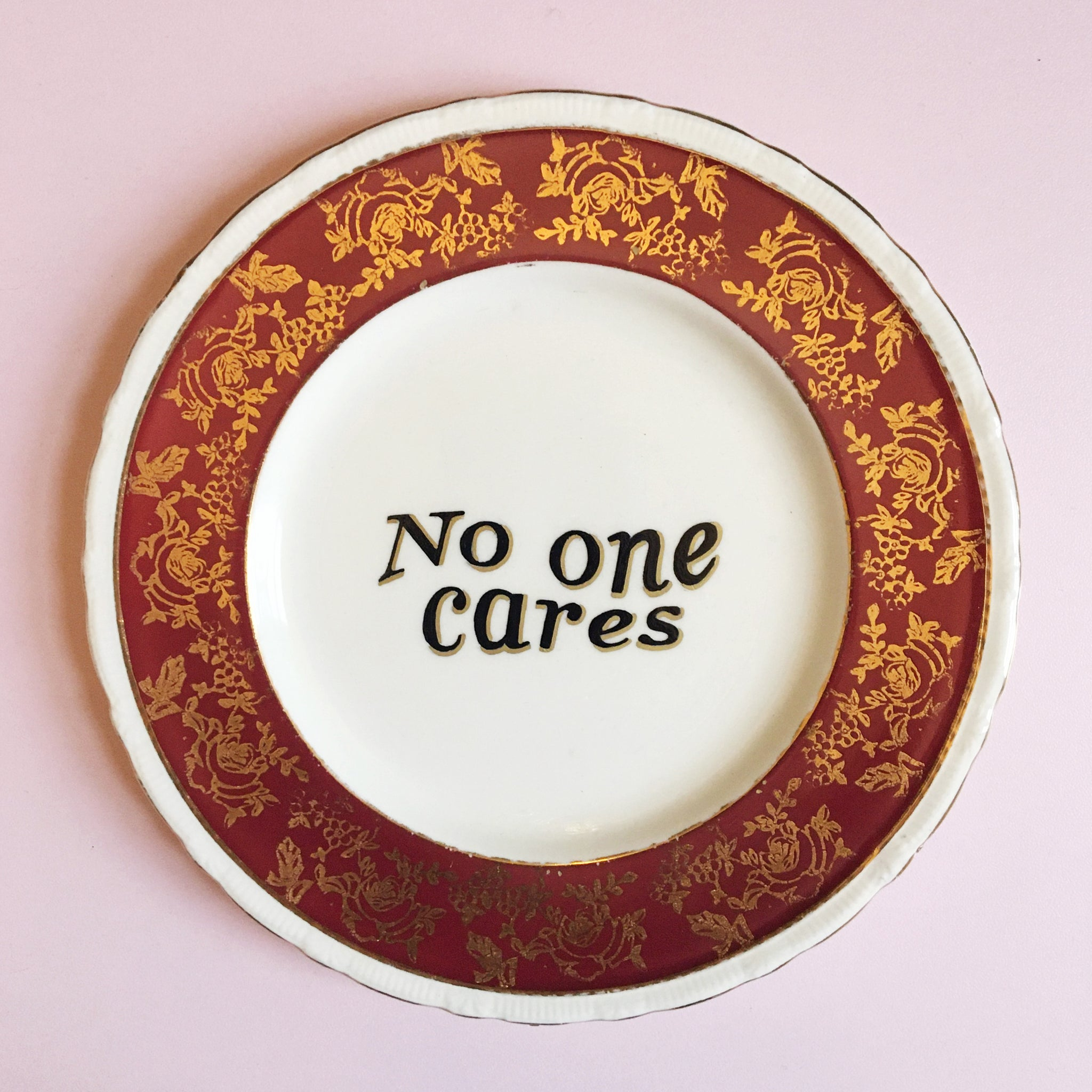 "Marie-Claude Marquis - ""No One Cares"""