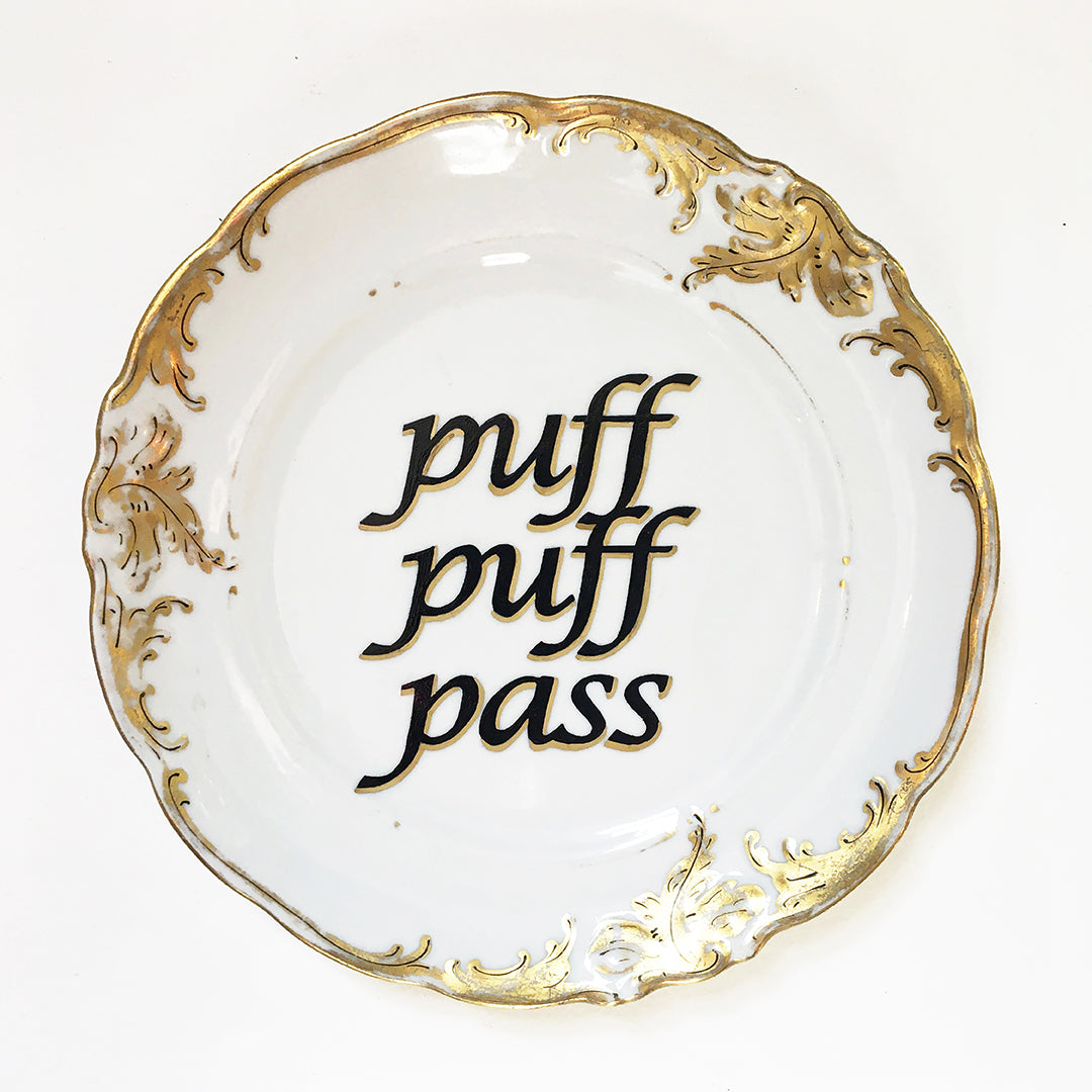 "Marie-Claude Marquis - ""Puff Puff Pass"""