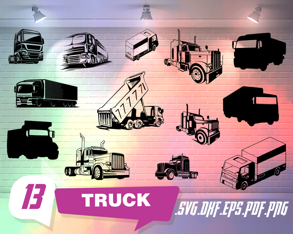Truck svg, Monster Truck SVG, Truck Svg, Off Road Svg, Vehicle, Car, For Cricut, For Silhouette, Cut File, Vector, Vinyl File, Eps, Dxf, Png, Svg