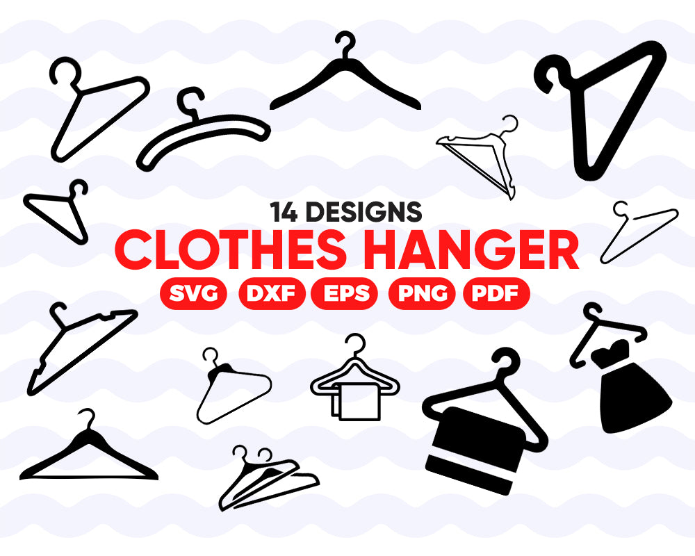 CLOTHES HANGER SVG, hanger svg, clothes hanger, hanger, clothes hanger svg, hanger laser cut, hanger cricut, hanger cut files, hanger clipart, instant download