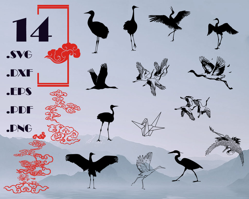 Free simple bird silhouette clip art (personal use only). The designs are  available in EPS, PNG, and SVG formats. … | Silhouette clip art, Bird  silhouette, Clip art