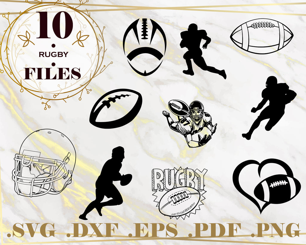 Rugby SVG, Sport, rugby player svg, rugby team, sport svg, match svg, rugby silhouette, vector cut file, cricut, silhouette cameo cutting files, vinyl design