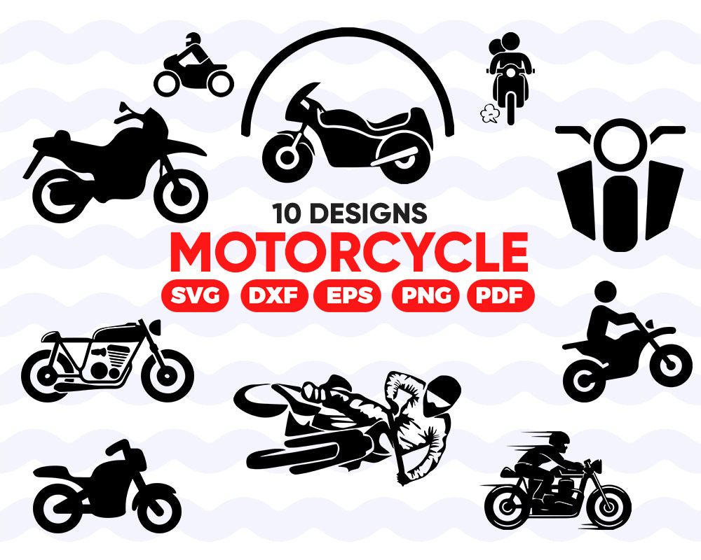 MOTORCYCLE SVG, motorcycle clipart, bike svg, motorcycle vector, harley davidson svg, motorcycle, motorcycle cut file, motorbike, transport, bike, instant download