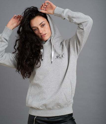 Refugee Community Kitchen RCK Hoodie - Grey or Black