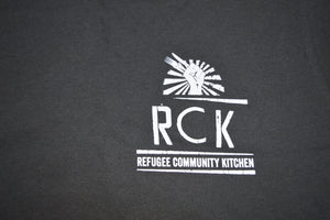 Refugee Community Kitchen Organic T-Shirt - various colours