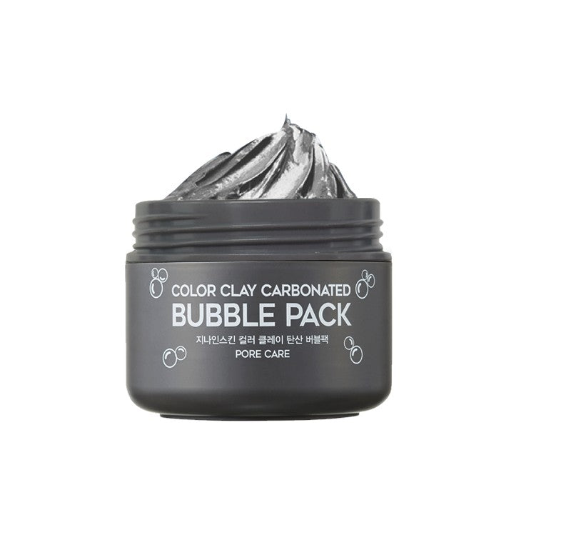 G9 Skin COLOR CLAY CARBONATED BUBBLE PACK-PALPASAONLINE