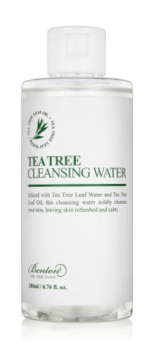 BENTON TEA TREE CLEANSING WATER BY PALPASAONLINE