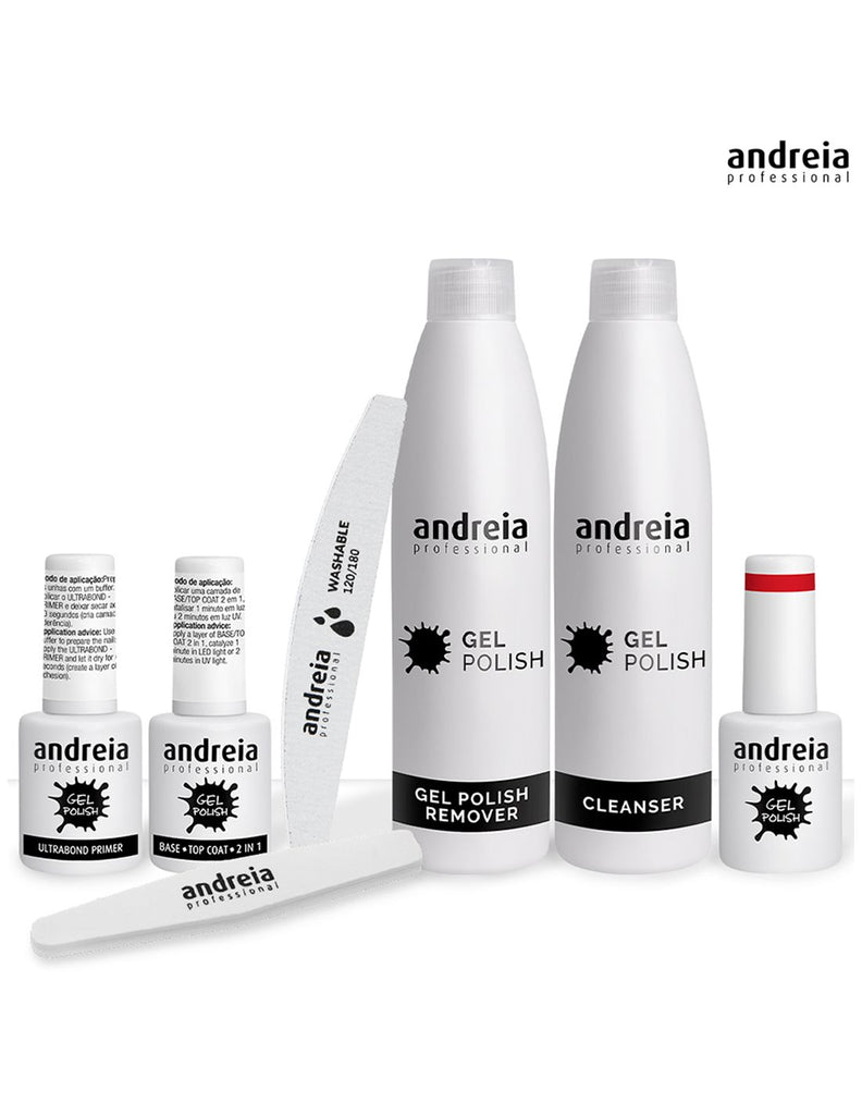 ANDREIA GEL NAIL POLISH SETS BY PALPASAONLINE
