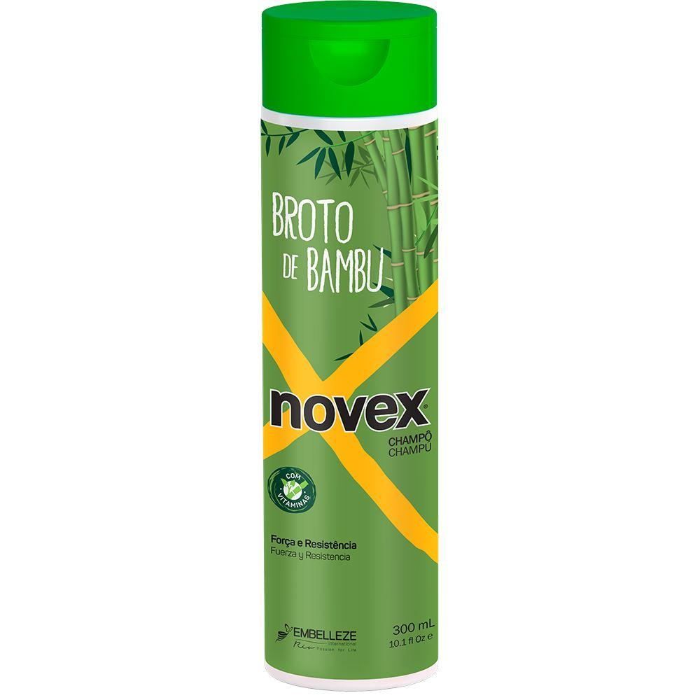 NOVEX Bamboo Shoot Shampoo 300ML