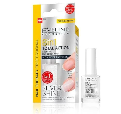 EVELINE 8 IN 1 SILVER NAILS BY PALPASAONLINE