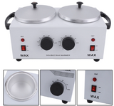 DOUBLE POT WAX HEATER ELECTRIC MACHINE FOR PARAFFIN WAX - PALPASA ONLINE