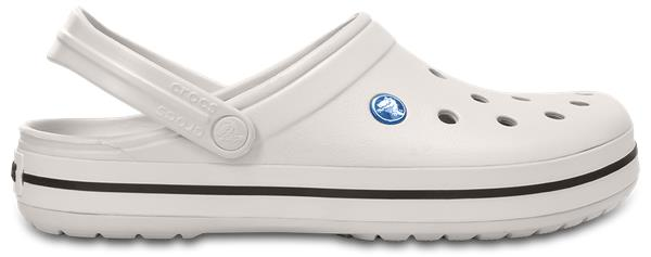 Crocband Clog | White