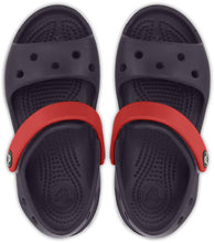 Load image into Gallery viewer, Crocs Australia Kids Crocband Sandal | Navy/Red | One Country Mouse Yamba