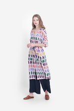 Load image into Gallery viewer, elk the label Juna Dress | Blush Multi Media 1 of 3