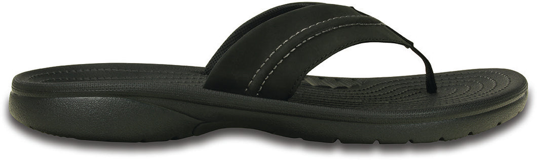 Crocs Australia Yukon Mesa Flip Black One Country Mouse Yamba