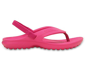 Crocs Australia Kids Classic Flip | Candy Pink | One Country Mouse Yamba