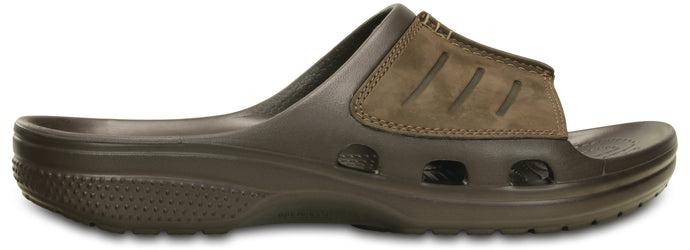 Crocs Australia Yukon Mesa Slide Espresso One Country Mouse Yamba