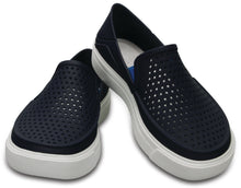 Load image into Gallery viewer, Kids Citilane Roka Slip On | Navy