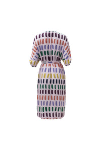 elk the label Juna Dress | Blush Multi Media 1 of 3