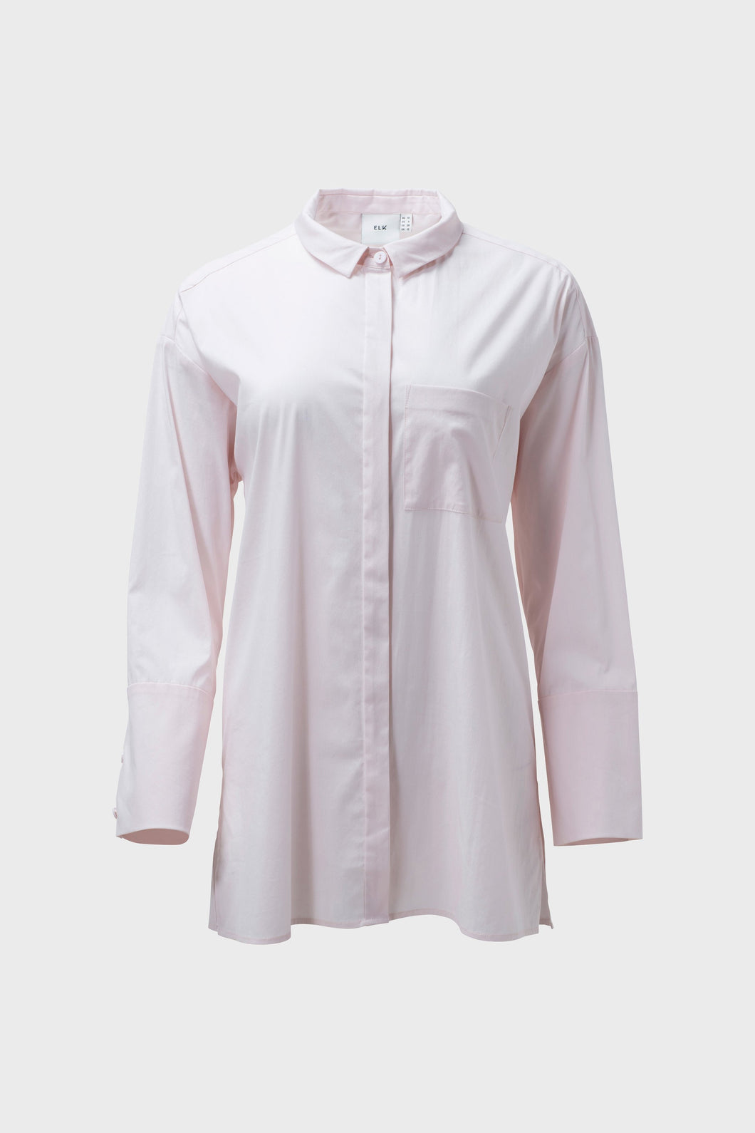Elk the Label Maida Shirt | Blush