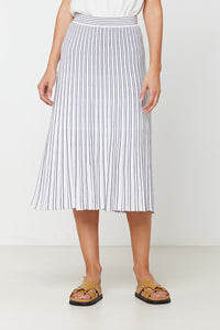 Elka Collective Annette Knit Skirt