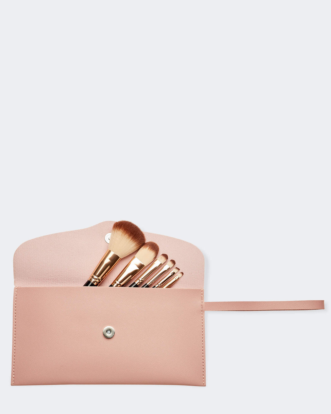 Louenhide Bags Makeup Brush Set – Pale Pink One Country Mouse Yamba