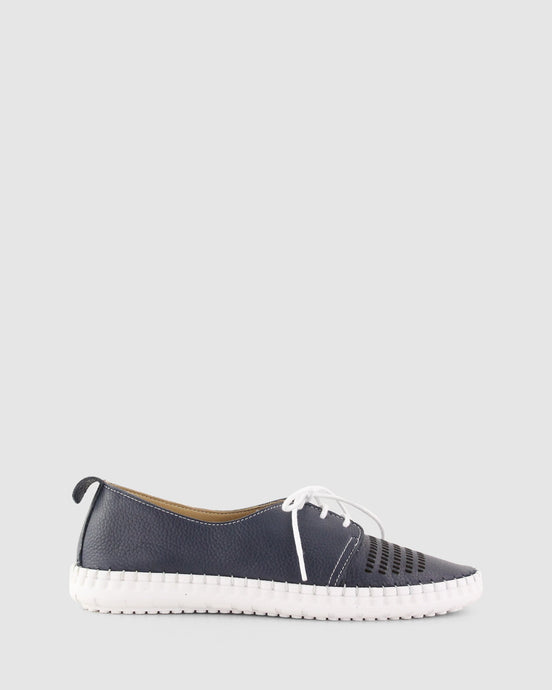 Bueno Footwear Libby Dark Navy