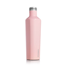 Load image into Gallery viewer, Corkcicle Insulated Stainless Steel Bottle Classic Canteen 750ml | Rose Quartz One Country Mouse Yamba