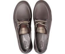 Load image into Gallery viewer, CROCS AUSTRALIA MENS CLASSIC BOAT SHOE ESPRESSO ONE COUNTRY MOUSE