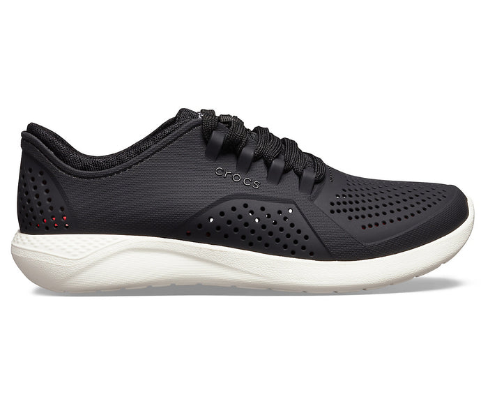 CROCS AUSTRALIA Women's LiteRide™ Pacer | Black/White  One Country Mouse Yamba