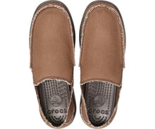 Load image into Gallery viewer, CROCS Australia Men's Santa Cruz Slip-On | Espresso One Country Mouse Yamba