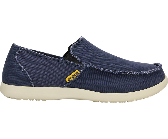 CROCS Men's Santa Cruz Slip-On | Navy/Stucco