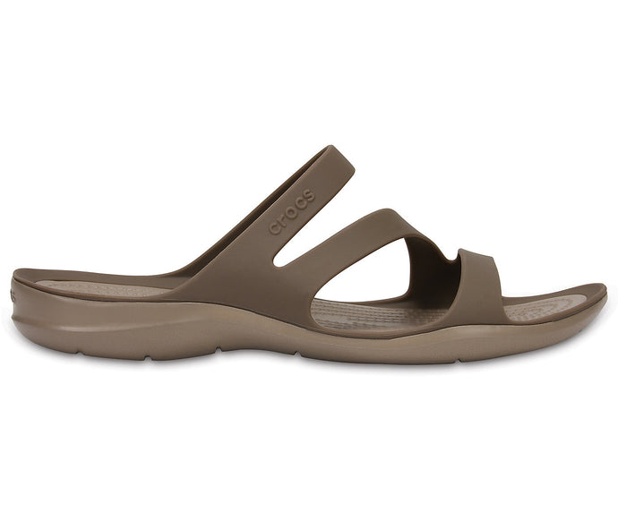 CROCS Swiftwater Sandal | Walnut