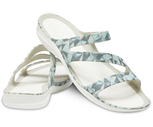 CROCS Women's Swiftwater™ Printed Sandal