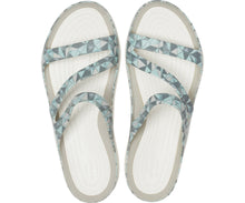 Load image into Gallery viewer, CROCS Women's Swiftwater™ Printed Sandal