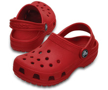 Load image into Gallery viewer, Crocs Australia Kids Classic Clog | Red One Country Mouse Yamba